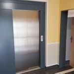 Barrierefrei durch Fahrstuhl